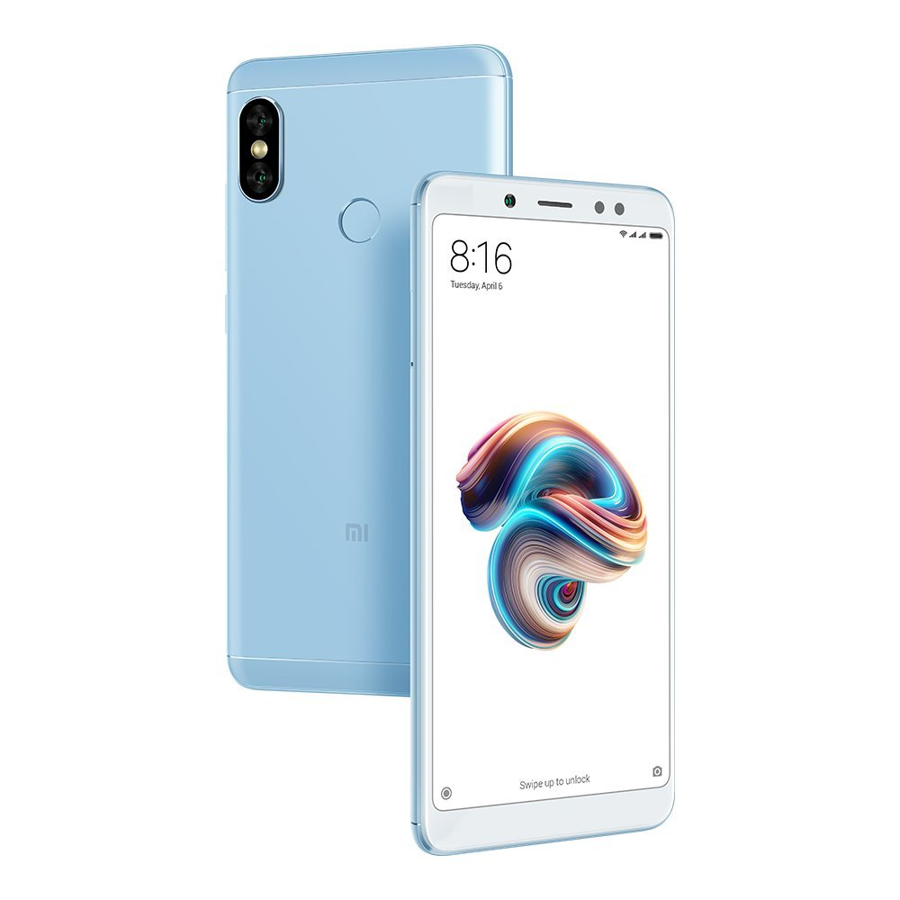 Redmi Note 5 Global da 64GB - Blu