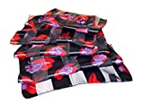 THE RED HAT SOCIETY Shop by Luke Song Satin Scarf SC63 Assorted Colors