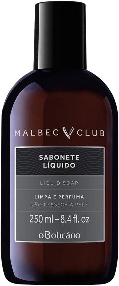 Malbec Club Liquid Soap