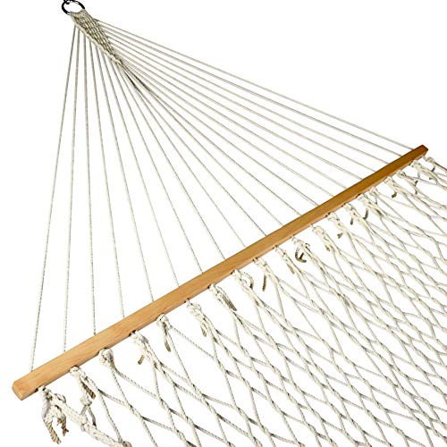 Caribbean Hammocks - Double Cotton Rope -