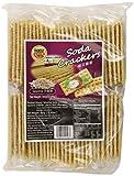 Family Sesame Soda Crackers, 12.69 Ounce (Pack of 12)