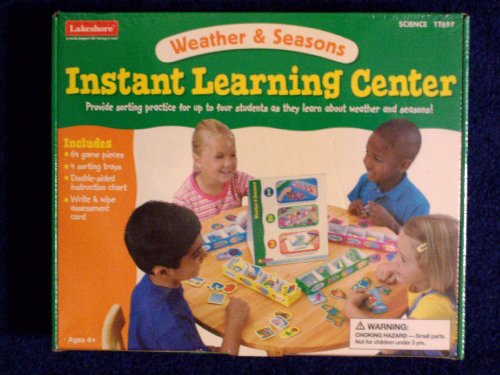 Lakeshore Weather & Seasons Instant Learning Center