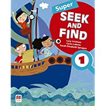 Super Seek and Find. Student's Book e Digital - Pacote: Volume 1