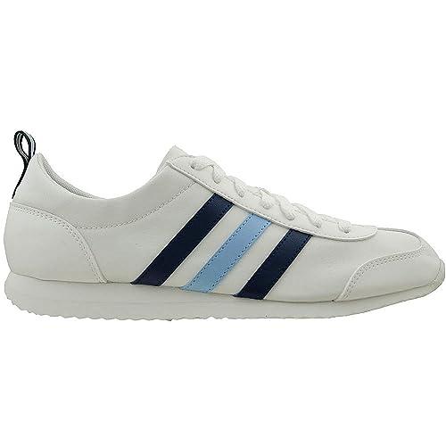 new styles 677c5 eae95 ADIDAS vs JOG aq1351 Scarpe Uomo Sneakers Outdoor Sneakers Scarpe Sportive  Bianco