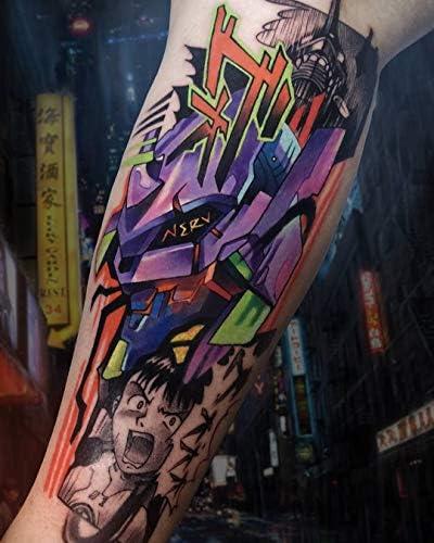 Tinta para tatuaje NEGRO BLACK Gotham. SET ARTÍSTICO Toni Nova ...