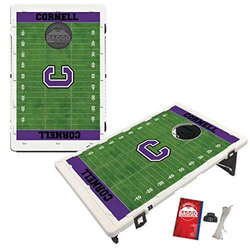 Cornell College Rams Baggo Bean Bag Toss Cornhole Game Homefield Design by Victory Tailgate