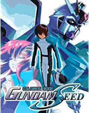 Gundam Seed Coloring Book: Interesting coloring book suitable for all ages, helping to reduce stress after studying, working tiring.– 50+ GIANT Great Pages with Premium Quality Images.