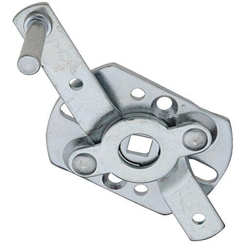 (National Hardware N280-701 V7645 Swivel Locks in Zinc, For 5/16