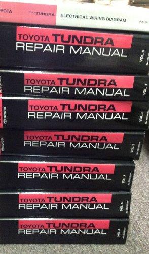 2008 toyota tundra service manual