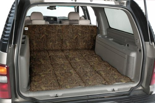 (Canine Covers Custom Fit Cargo Area Liner for Select Honda CR-V Models - True Timber (Conceal Green))