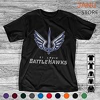 St-Louis Shirt Football-Season-2020-BattleHawks T-Shirt Sweatshirt Hoodie For Men Women