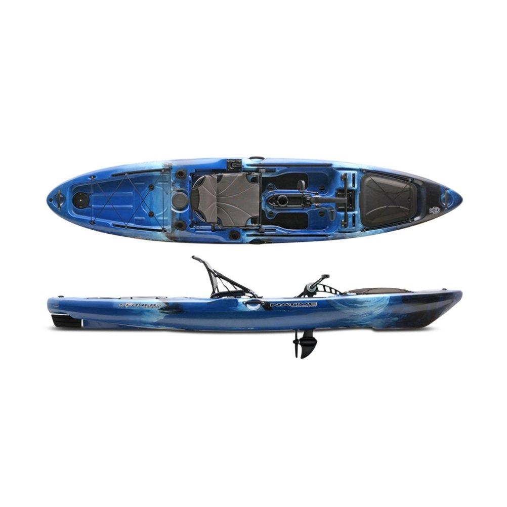 ネイティブウォータークラフト スレイヤー13 プロペル カヤック  Blue Lagoon (blue blend) B01A5H7GV8