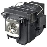 ELP-LP71 Epson Projector Lamp Replacement. Projector Lamp Assembly with High Quality Genuine Original Osram P-VIP Bulb Inside.