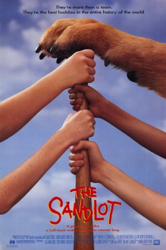 The Sandlot Poster Movie B 11x17 Tom Guiry Mike Vitar Patrick Renna Chauncey Leopardi