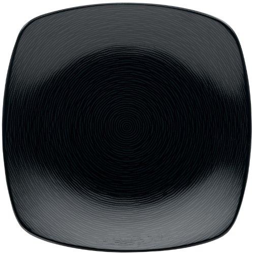 Noritake BOB Swirl Square Platter, 11-3/4-Inch