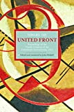 img - for Toward the United Front: Proceedings of the Fourth Congress of the Communist International, 1922 (Historical Materialism) book / textbook / text book