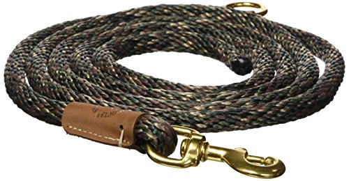 Camo Field Trainer (Mendota Products EZ Trainer Dog Lead/Leash, Camo, 1/2-Inch x 8-Feet)