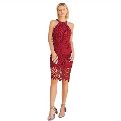 66adf8ce2 LUCKY-U Vestido De Mujer