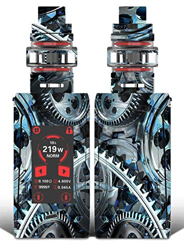 Decal Kid Skin for smok Morph - Gears | Protective, Durable, Unique Vinyl Decal wrap Cover | Easy to Apply, Remove, and Change Styles and Change Styles