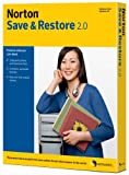 Software : Norton Save and Restore V2.0