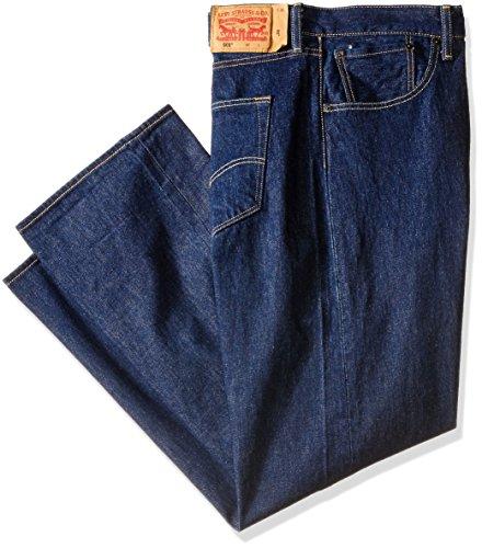 - Levi's Men's Big and Tall 501 Original Fit Jean, The Rose - Stretch, 38W x 38L