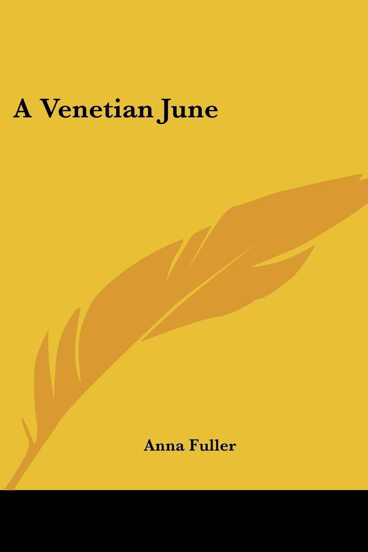 A Venetian June PDF