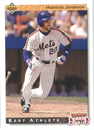 Amazoncom 1992 Upper Deck Baseball Card 720 Howard