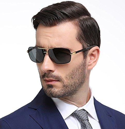 sol Color sol Color DONG de Gafas sol de Gafas de Gafas Changing hombre sol de Driving Father's polarizadas A Driving Gafas Beach Gifts A para Glasses Gafas sol HD de Day qrxaPfrY