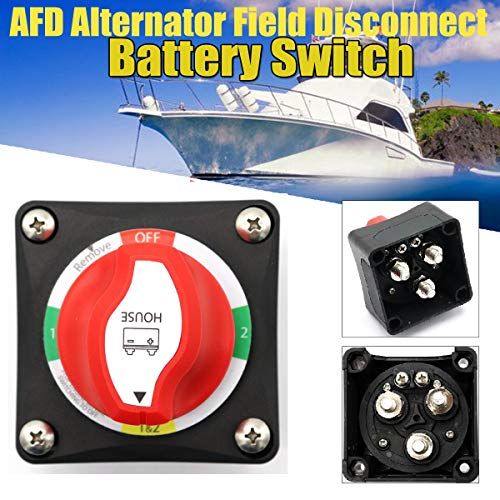 Fincos AFD Battery Switch with Accessories DC48V