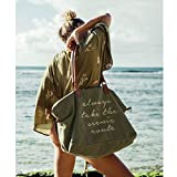 Billabong Women's Bali Bliss Weekender, Olive, ONE