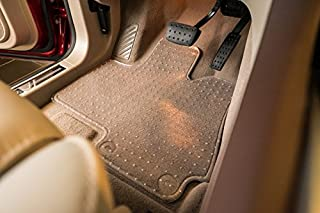 product image for 2017-2017 Mercedes GL Class SUV Exact Mats Clear Floor Mats (2 Piece Fronts Set)