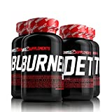Fat Burner and Multi-Vitamin Combo for Rock Hard Abs 2 Month Supply by SHREDZ