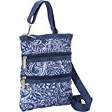 LeSportsac Kasey Cross Body,Sweet Time,One Size, Bags Central
