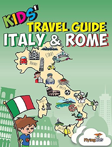 Kids Travel Guide discover Rome especially ebook product image