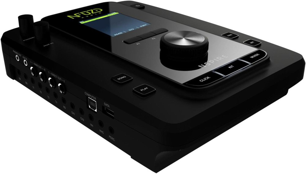 NFUZD Audio NSPIRE NSP1-MODULE Electronic Drum I/O Module: Amazon ca