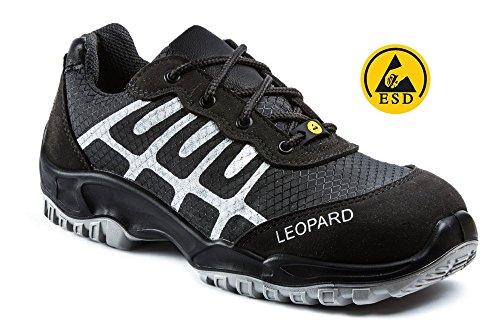 ESD S1-Sicherheitsschuh Leopard New Generation E0433