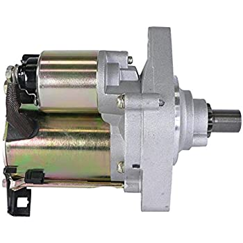 Amazon com: DB Electrical SMU0428 New Starter For 2 4L Honda