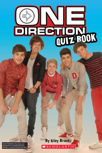 one direction book - 4