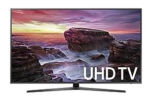 "Samsung UN58MU6070FXZA Flat 58"" LED 4K UHD 6 Series SmartTV 2017"