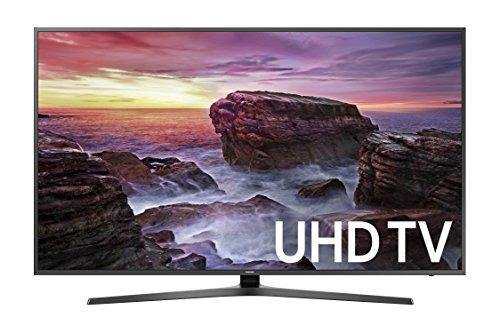 "Samsung TV 50"" Class LED 2160p Smart 4K Ultra HD UN50MU6070F"