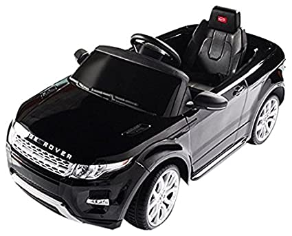 ef7ceafd7b6a Image Unavailable. Image not available for. Color: RastarUSA Range Rover  Evoque Battery Operated/Remote Controlled Ride On Car ...