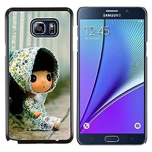 TECHCASE---Cubierta de la caja de protección para la piel dura ** Samsung Galaxy Note 5 ** --Cataratas del Niágara