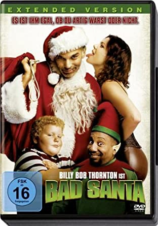 Bad Santa Amazonde Billy Bob Thornton Tony Cox Lauren Graham