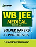 WB JEE Medical Entrance Solved Papers (2015-2006) & 5 Practice Sets