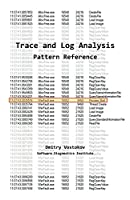 Software Trace and Log Analysis: A Pattern Reference, 2nd Edition Front Cover