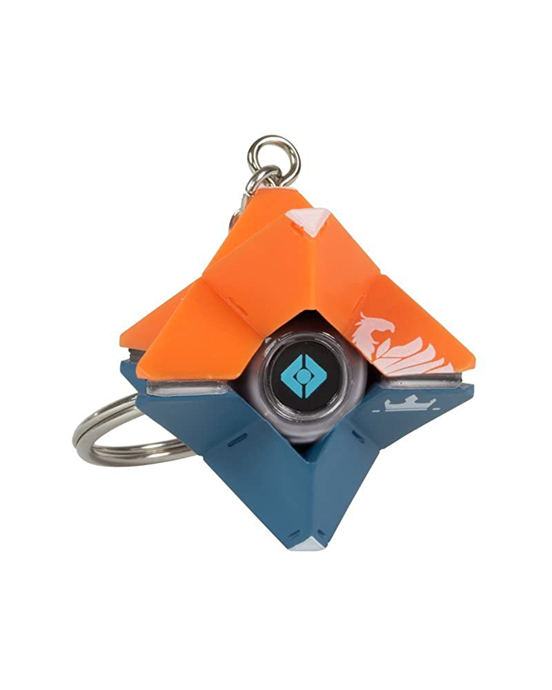 Destiny Official Kill Tracker 3D Ghost Keyring/Keychain Numskull PGEEKRRUA84318