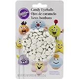 Wilton Candy Eyeballs,0.88 oz,Count of 56