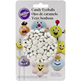 Wilton Candy Eyeballs,0.88 oz,Count of 50