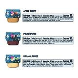 Gerber Purees 1st Foods & Single Grain Cereal