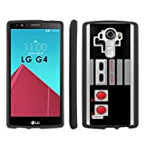 Cheap NES Video Game Controller – Mobiflare LG G4 Slim Guard Armor Black Phone Case
